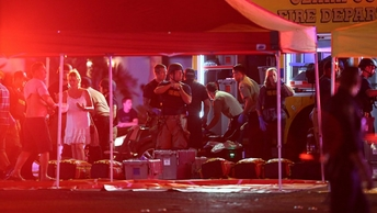 Стрелок из Вегаса готовил подрыв автомобиля - СМИ