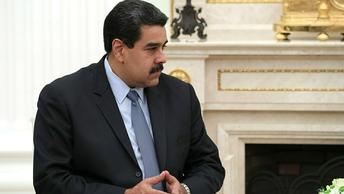 Мадуро поблагодарил императора Трампа за рост своей популярности