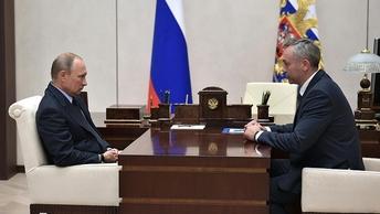 Травников отправил в отставку правительство Новосибирской области