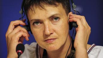 Савченко рассказала о мечтах Украины отобрать у России право вето в ООН