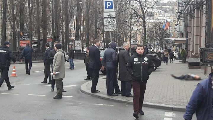 Подозреваемый в убийстве Вороненкова Тюрин дал показания в России