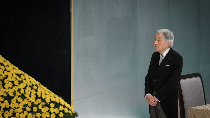 Секс японских императоров