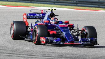 Квят не выступит за Торо Россо на Гран-при Мексики