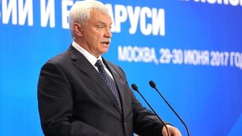 Полтавченко предупредил Дворковича об угрозе дефицита хлеба в Петербурге