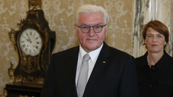 Штайнмайер призвал Европу основательно изучить предложение Путина по миротворцам в Донбассе