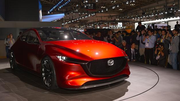 В Токио показали, как выглядит самая красивая Mazda