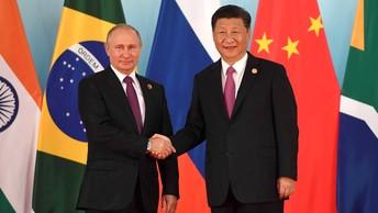 Путин и Си Цзиньпин договорились о встрече в начале ноября