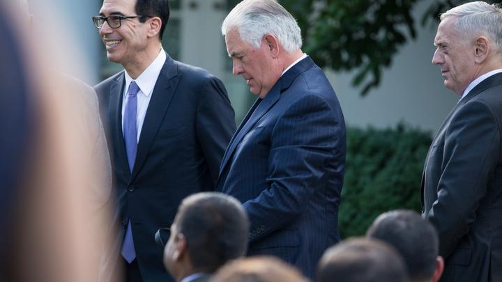 Тиллерсон рассказал о сложностях для США после выдворения дипломатов из России