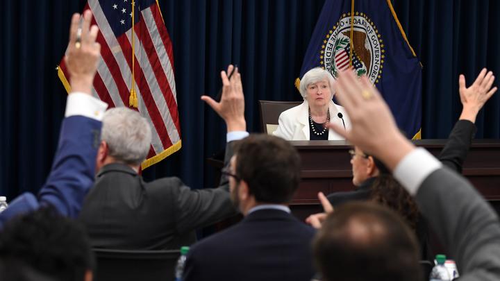 ФРС США не изменила базовую ставку в 1-1,25 процента