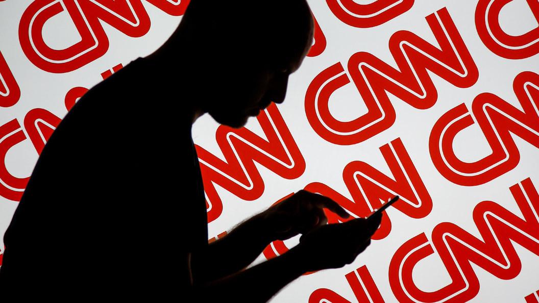 Депутат предложил устроить темную российскому экрану CNN