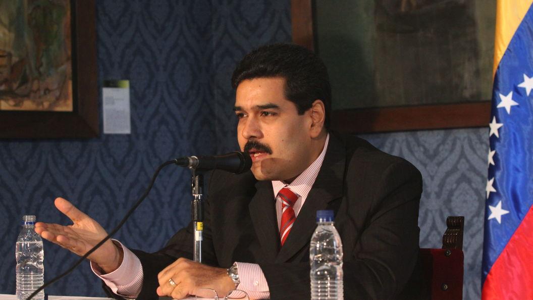 Николас Мадуро поднял зарплату на 30 процентов