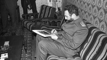 Памятник Фиделю Кастро появится на набережной в Крыму