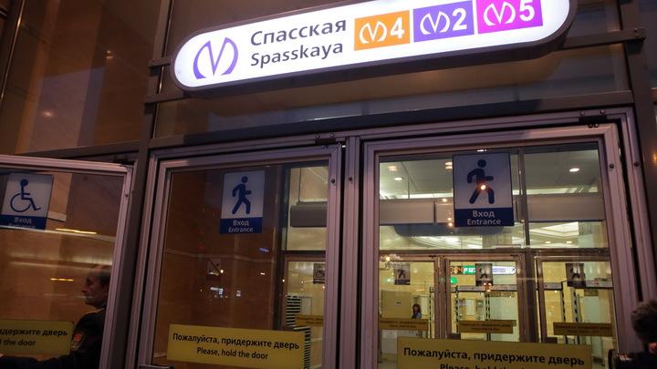 Метрополитен Петербурга не стал комментировать абсурдные претензии Ространснадзора