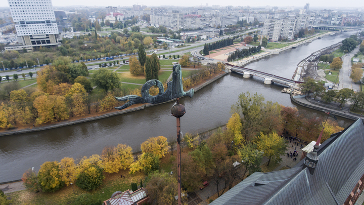 Вдов погибших в Сирии офицеров поселили в элитном районе Калининграда