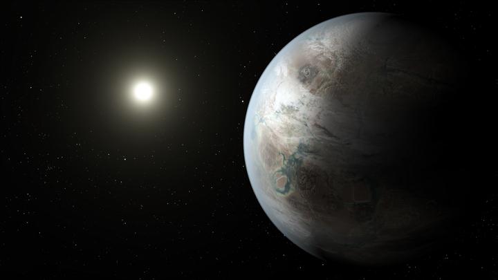 У звезды - соседа Солнца обнаружена своя планетная система