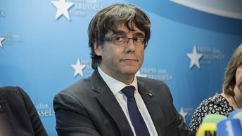 В Бельгии назвали сроки допроса Пучдемона по запросу Испании
