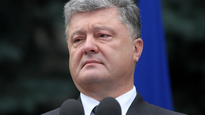 Порошенко вывел два села из серой зоны в Донбассе