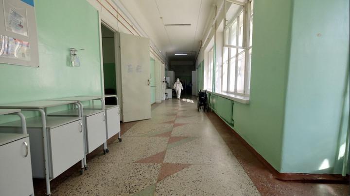 В Новосибирске проверили инфекционный госпиталь горбольницы №1
