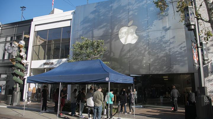 Недолгая радость: В США владельцы iPhone X не могут активировать смартфоны