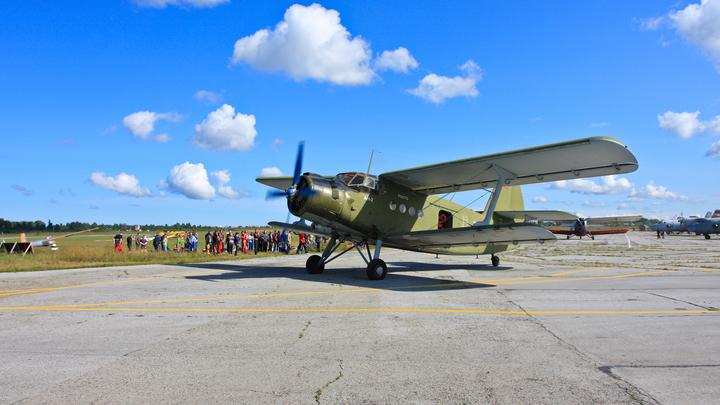 У рухнувшего в Приамурье самолета Ан-2 во время полета отказал двигатель - прокуратура