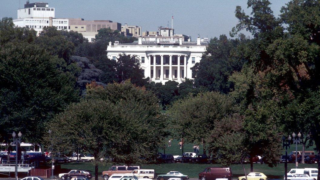 Вооруженную женщину задержали на входе в Белый дом