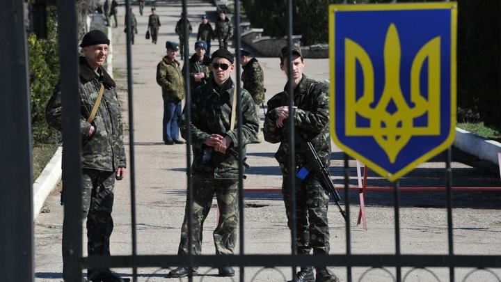 СБУ потеряла 90 процентов сотрудников своих подразделений в Крыму - Минобороны Украины