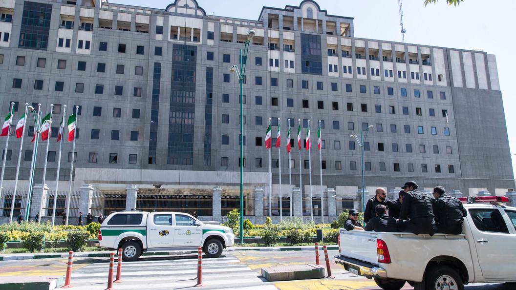 США получат зеркальный ответ нановые санкции— Иран