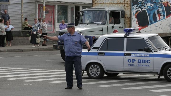 В России изменили правила проезда круговых перекрестков