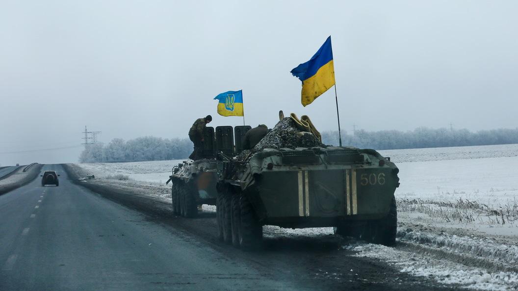 Диверсанты ВСУ подорвались наукраинских минах при попытке пробраться вДНР