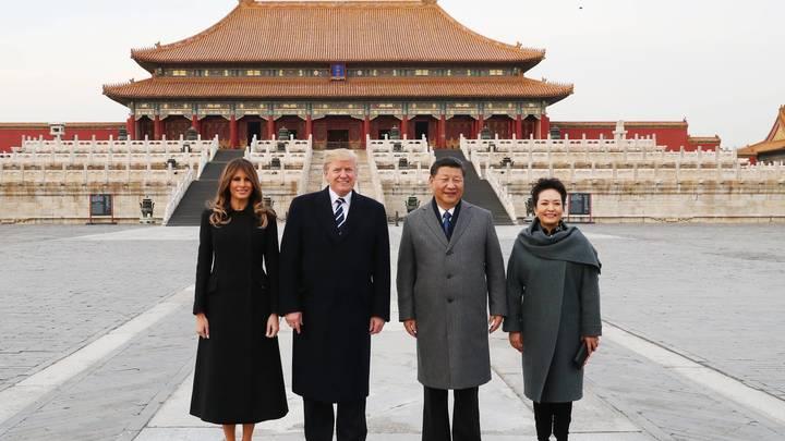 Трамп в разговоре с Си Цзиньпином рассказал о вере в наличие решения проблемы с КНДР