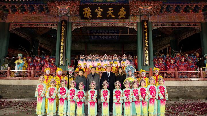 Без обид: Трамп заявил о несправедливом торговом обороте с Китаем