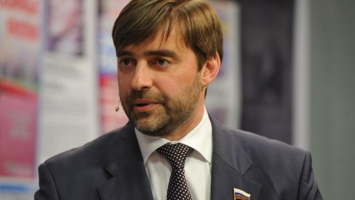 Железняк упрекнул США в спонсировании войны Украины против собственного народа