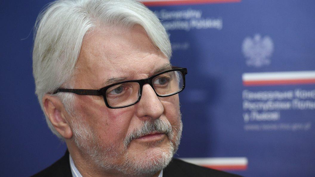 Руководитель МИД Польши отметился новыми резкими заявлениями вадрес государства Украины