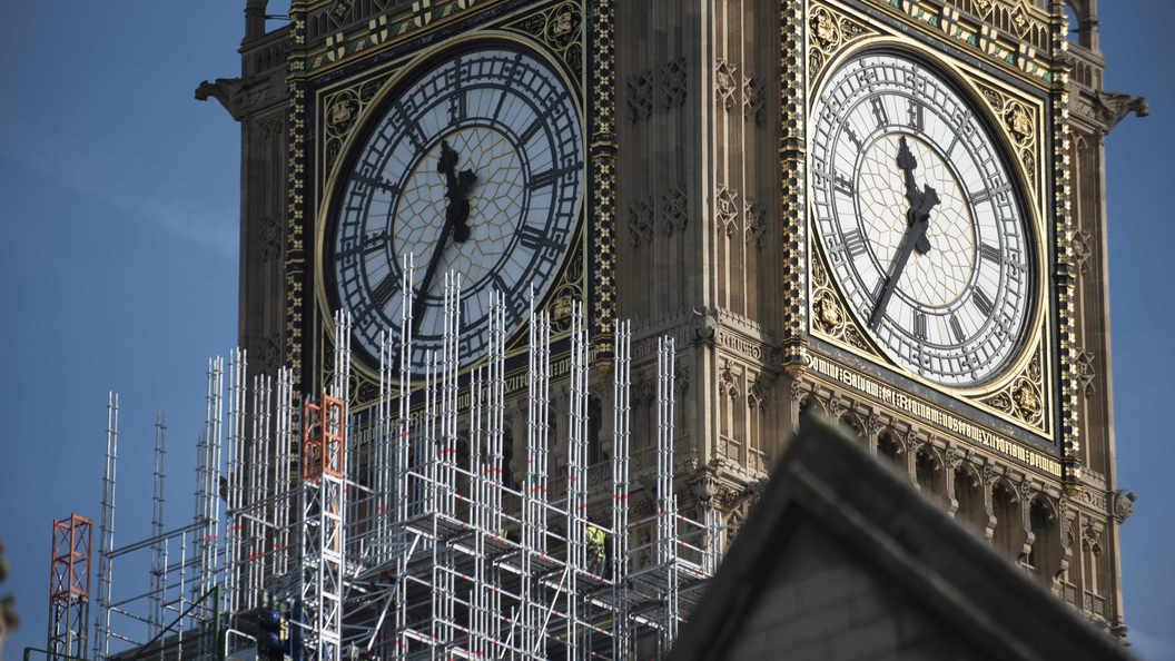 Руководство  Великобритании  назвало четкое  время выхода страны изЕС