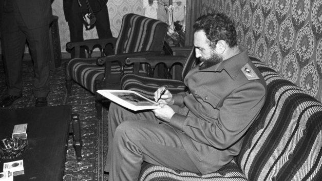 Русский сын Фиделя Кастро готовит цифровую революцию сознания всей планеты - СМИ