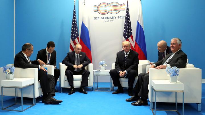 Песков уверен, что Путин и Трамп встретятся в кулуарах саммита АТЭС