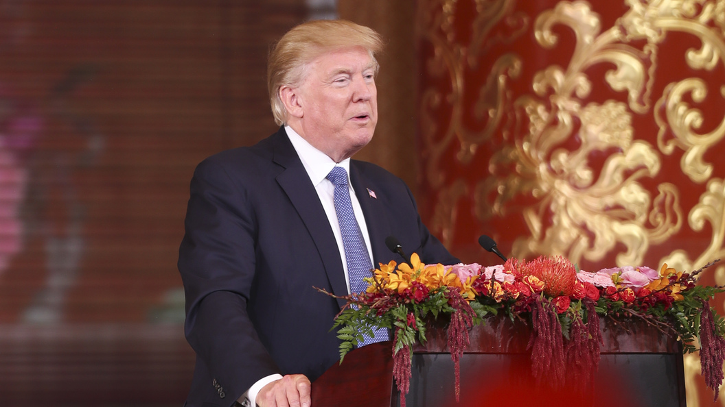 Трамп обвинил предыдущие администрации США в провале торговой политики
