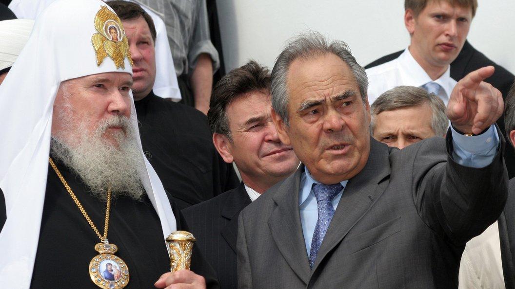 Шаймиев заявил о важности для Татарстана договора с Москвой