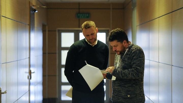 Глава штаба Навального заплатит 300 тысяч рублей за нарушения на митинге