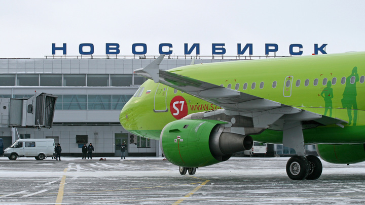 Пункт вакцинации от ковида откроют в новосибирском аэропорту Толмачёво