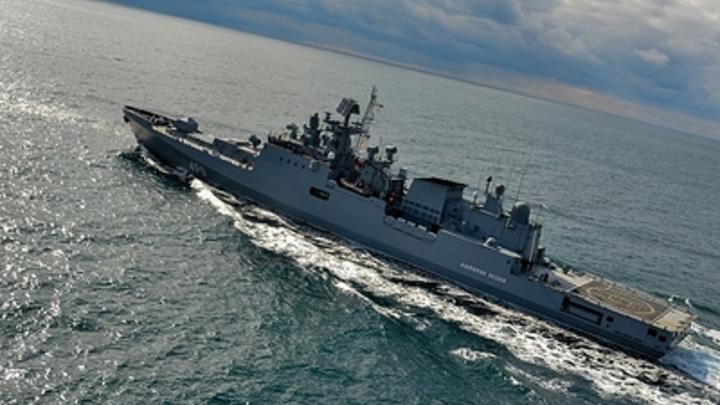 Кто в Чёрном море хозяин: Русский флот сорвал учения НАТО