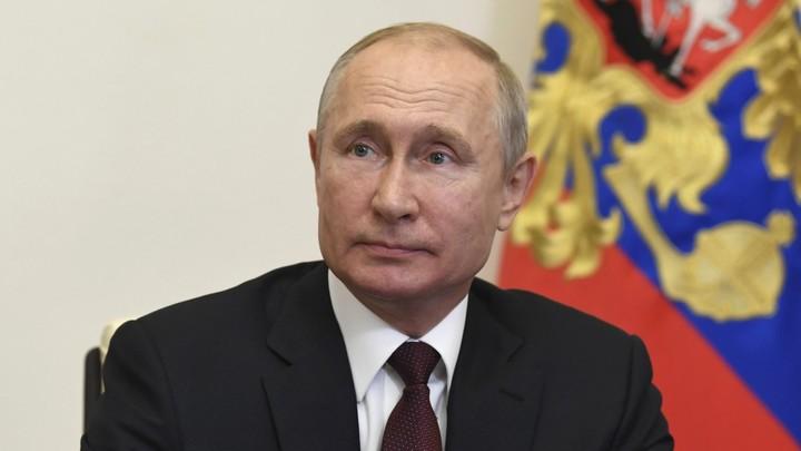 Будем когда-нибудь и веселы: Путин словами Пушкина призвал к осознанному выходу из ограничений
