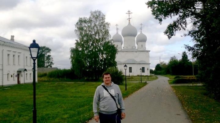 Белозерск. Андрей Малосолов