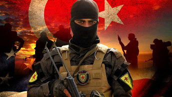 США и Турция вместе пошли против курдов в Сирии