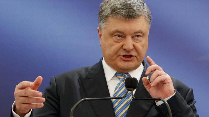 Порошенко поделился планами вступить в Таможенный союз ЕС