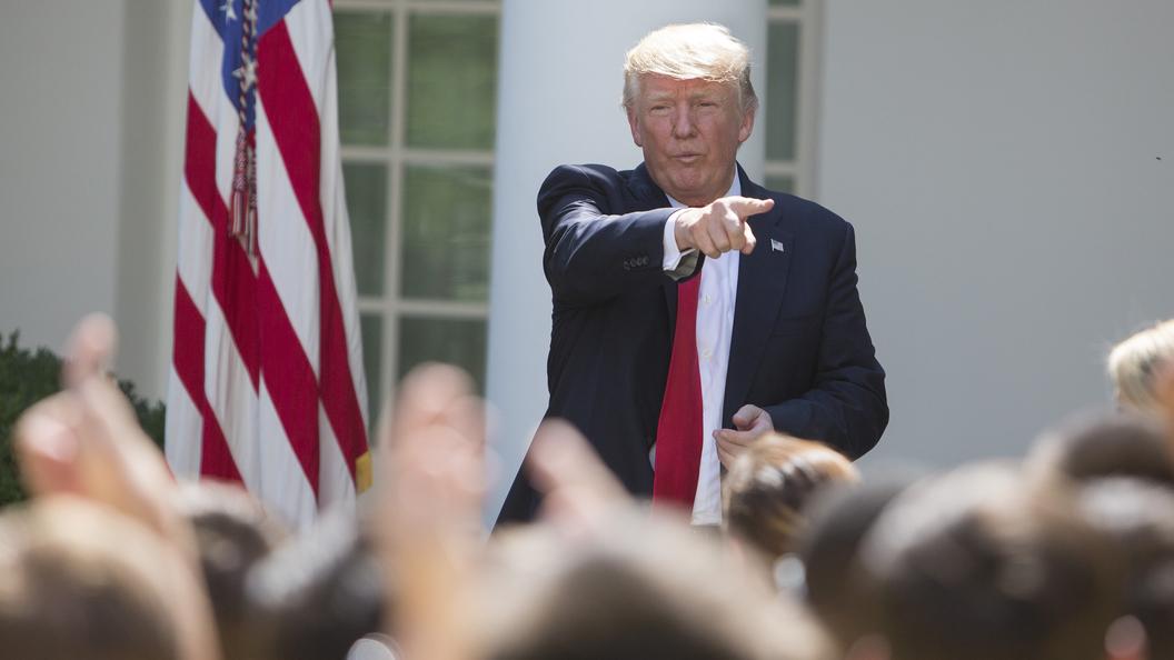 Белый дом сообщил о положительной оценке Трампом новых антироссийских санкций