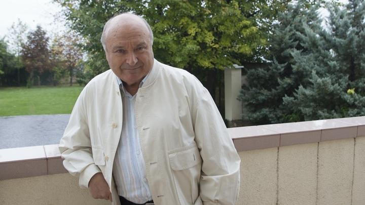 Жванецкий попал в поликлинику сболезнью Табакова