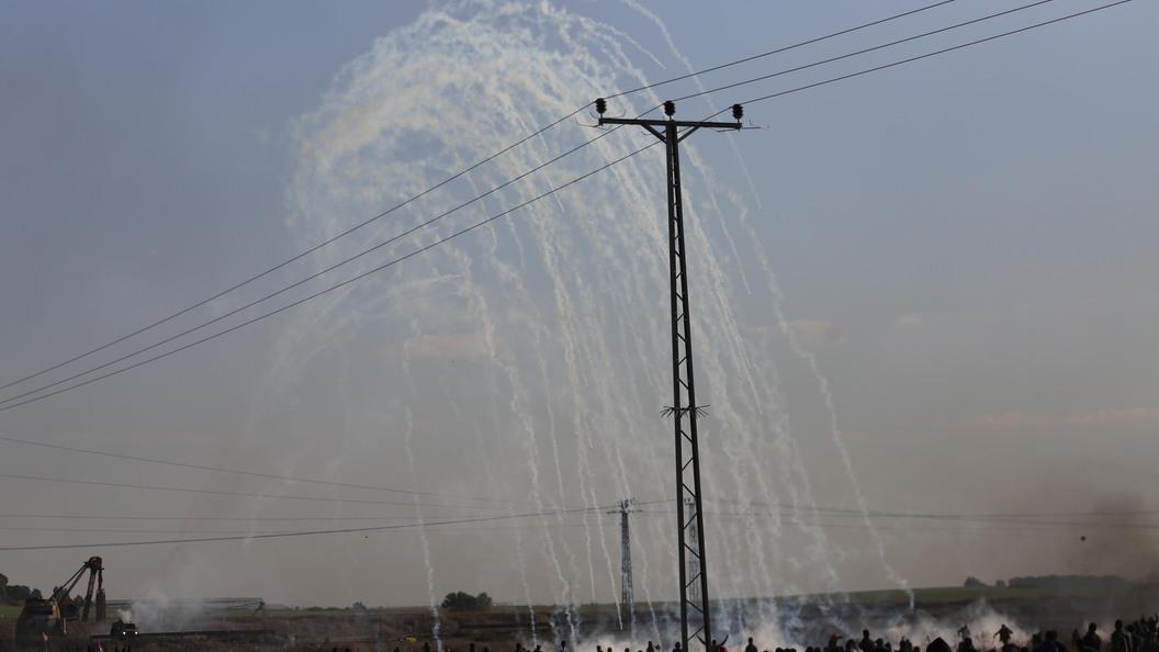 Израиль сообщил о новой ракетной атаке со стороны сектора Газа