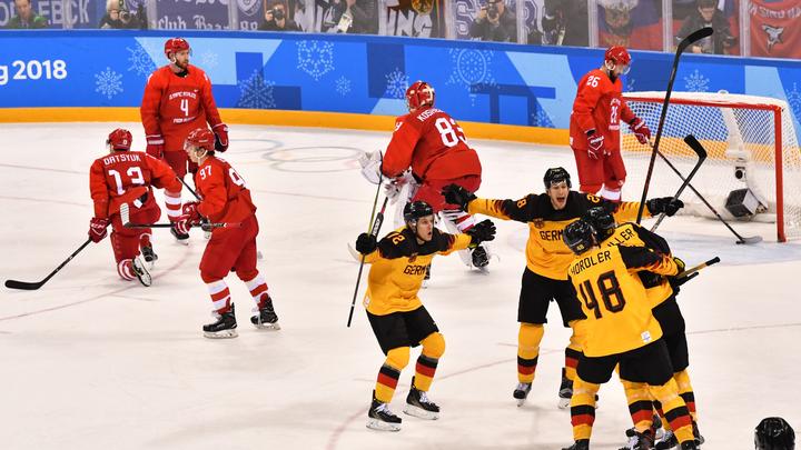 Экономист из России на страницах укросми требует лишить русских хоккеистов медалей