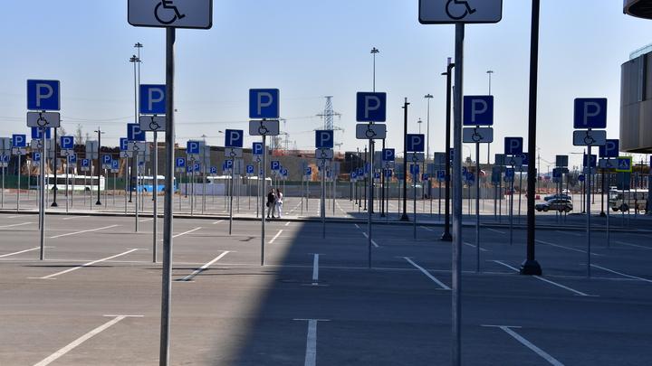 Время бесплатного использования нижегородских платных парковок планируют увеличить